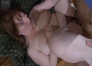 Brother fucked his older sister in chair