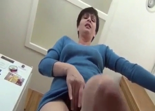 Sexy mother is enjoying dirty incest sex