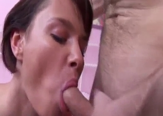 Seduced sister is looking for a big cock