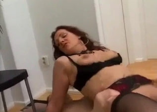 Mother nicely penetrated by stepson