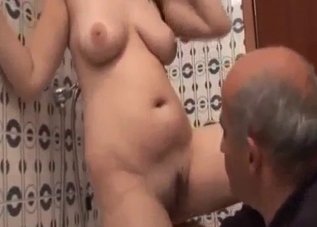 Daddy fucked his amazing young stepdaughter