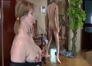 Busty flexy mom hardly fucked on cam