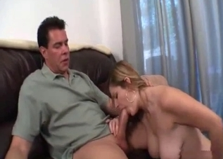 Good oral creampie for a hot sister