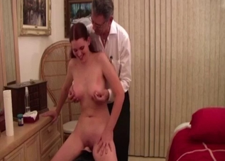 Pretty hottie opens her crack for a toy